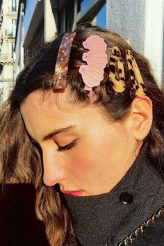 Prediction: These 6 Hair Accessories Will Spike in 2019 Alyssa Miller, Lauren Hutton, Jeanne Damas, Copenhagen Style, Copenhagen Fashion Week, Scarf Hairstyles, Down Hairstyles, Daytime Outfit, Jacquemus