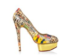 Charlotte Olympia 2014