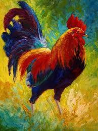 """Résultat de recherche d'images pour """"pinturas modernas de gallos"""""""