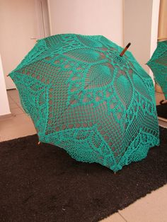 Hey, I found this really awesome Etsy listing at http://www.etsy.com/listing/158310147/made-to-order-crohet-parasolumbrella