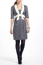 Janie Dot Dress - Anthropologie.com