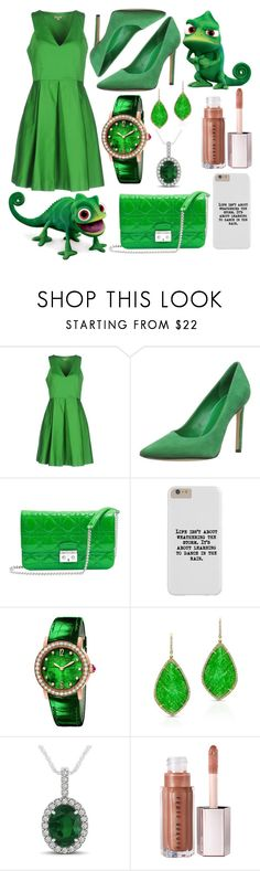 """Pascal!"" by sisibff ❤ liked on Polyvore featuring Disney, P.A.R.O.S.H., Nine West, Christian Dior, Bulgari, Anne Sisteron and Allurez"