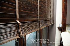 Żaluzja drewniana/wooden blinds www.roletyprestige.pl #prestige #roleta #roletybiałystok #blinds #woodenblinds #dekoracje #design #deco #interiordesign #housedecor