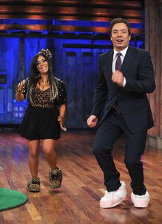 Snooki and Jimmy!