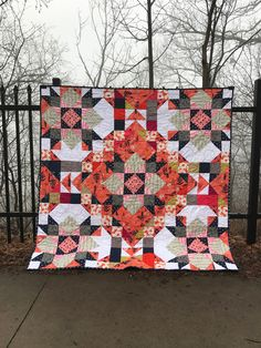 A new day quilt.