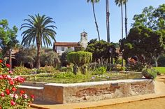 California Missions: The 230-year-old San Juan Capistrano