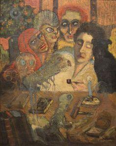 Josef Vachal (1884 - 1969)