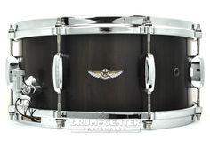 Tama Star Walnut Snare Drum 14x6.5 Satin Black Walnut