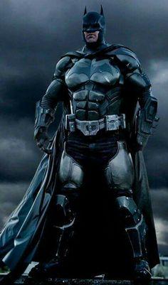 He's Batman!