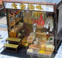 miniature markets & shops - Google Search