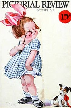 Charles Twelvetrees--this is another great illustrator of old children books, etc. I collar ct early postcards ills. by him & other illustrators
