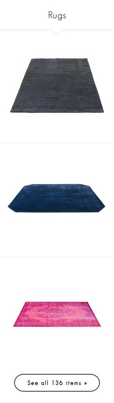 """""""Rugs"""" by sarahcaster ❤ liked on Polyvore featuring home, rugs, sherpa rug, blue, square area rugs, patterned rugs, geometric pattern area rugs, traditional rugs, blue geometric area rug and witch"""