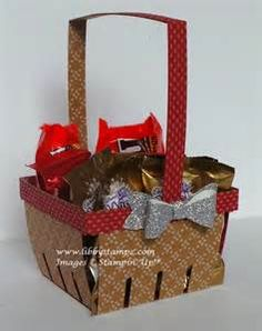 stampin up berry basket - - Yahoo Image Search Results