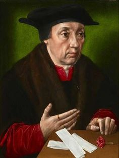 File:Ambrosius Benson - Portrait of a man and vegetale.jpg