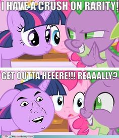 Just some funny pictures I found of MLP. Honest Trailer Equestria Sorry about the swear. My Little Pony List, My Little Pony Comic, My Little Pony Pictures, My Little Pony Friendship, Mlp Comics, Funny Comics, Mlp Memes, Funny Memes, Cute Baby Bunnies
