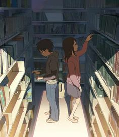 Akari & Takaki - What if... [5 centimeters per second AMV]
