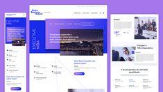 Design system for Porto Business School Ui Ux Design, Graphic Design, Design System, Piece Of Me, Business School, Art Director, Digital, Creative, Visual Communication