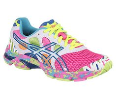 Asics Gel-Noosa Tri these! iHeartFitness Asics Gel-Noosa Tri these! Asics Gel-Noosa Tri these! Crazy Shoes, Me Too Shoes, Funky Shoes, Instructor De Zumba, Asics Gel Noosa, Over Boots, Fitness Motivation, Running Motivation, Daily Motivation