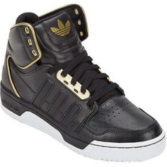 Adidas | Conductor AR High-top Sneakers #adidas #sneakers