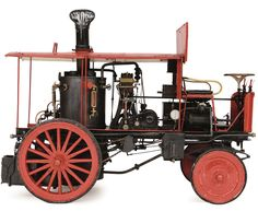 Steam car discovered by Parson brothers in 1869 Vintage Cars, Antique Cars, Art Deco Car, Steam Tractor, Automobile, Veteran Car, Old Wagons, Vintage Caravans, Old Classic Cars