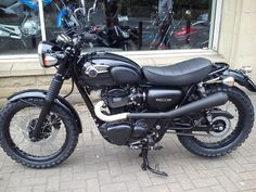 KAWASAKI W800 SCRAMBLER NOW WITH 3 YRS 0% FINANCE  3 YRS 0% FINANCE
