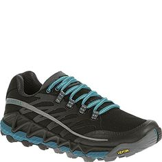 FEATURES of the Merrell Women's All Out Peak Shoe Mesh and synthetic upper Reflective details for increased visibility in low light Breathable mesh lining treated with M Select Fresh reduces shoe odor...