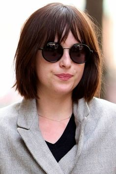 Dakota Johnson Just Chopped Off a Whole Bunch of Hair?Say Hello to Her New Cut!