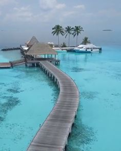 The Maldives is the definition of tropical paradise. Before planning, read our ultimate travel guide that'll teach you everything you need to know - from hidden costs to the best time of year to visit. videos The Maldives Resort Beautiful Places To Travel, Best Places To Travel, Vacation Places, Dream Vacations, Cool Places To Visit, Vacation Spots, Places To Go, Vacation Travel, Europe Places