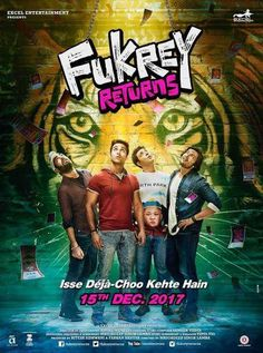 #FukreyBoys Are Back Again With a New Idea of Making Money Double, Watch #FukreyReturns