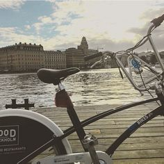 @joaomartins01 shared his #CityBikes photo with us. #stockholm is looking goog! Join our challenge.