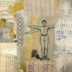 A COLLAGE A DAY, Randel Plowman