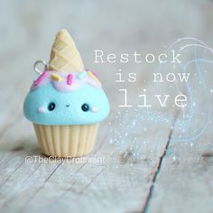 **My Etsy store is now open and restocked with lots of goodies!** Click on the link in my bio to visit my shop!  #polymerclay #polymerclaycharms #claycharms #clay #charms #jewelry #food #foodie #kawaiifood #foodjewelry #pendants #handmade #diy #etsy #crafts #new #cupcakes #necklaces #icecream #succulents #animals #restock #kawaiicharms #kawaii #cute #cutefood