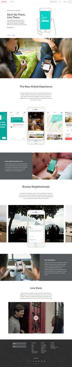 Airbnb - Live There - Travel with Airbnb and experience a place like you live there.