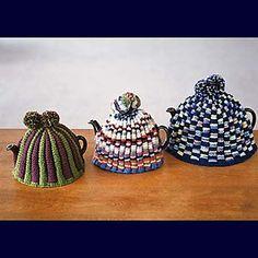 Nanny Meier's Tea Cozy by Amelia Carlson for Fiber Trends Knitting Pattern by RevyntageGoods on Etsy Tea Cozy, Coffee Cozy, Stitch Patterns, Knitting Patterns, Crochet Patterns, Amelia, Tea Cosy Pattern, Dk Weight Yarn, Stockinette