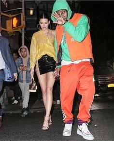 A$AP Rocky Kendall Jenner
