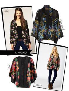 kimono fashion trend | TREND: KIMONO! | FASHIONJUNKY, Fashion, lifestyle & design