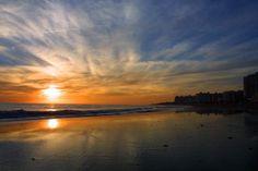Amazing Sunset, Rota Spain