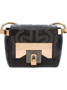 Shop Lanvin 'For Me' shoulder bag in Vitkac from the world's best independent boutiques at farfetch.com. Over 1500 brands from 300 boutiques in one website.