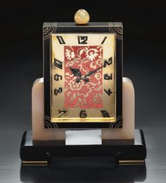 Antique Watch and Clock