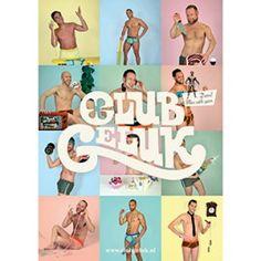 Club Geluk, Darn! Men with Yarn II calendar