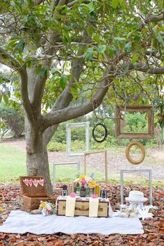 Summer, rustic, decor, details, photoshoot, picnic, reception, set-up, San Diego , California
