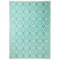 Threshold™ Indoor/Outdoor Area Rug - Blue