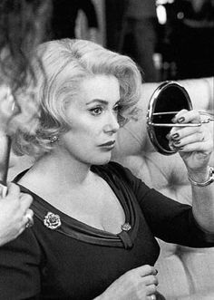 CATHERINE DENEUVE// all I want out of growing old is to be as fab as Catherine. That's all.