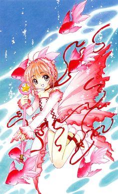 Cardcaptor Sakura Illustrations Collection 2 - Zerochan Anime ...
