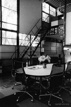 Eames house - studio