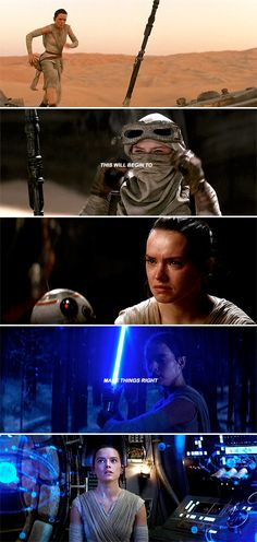 I've traveled too far and seen too much to ignore the despair in the galaxy. Without the Jedi, there can be no balance in the Force.    #starwars