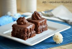 Amandine ~ Enjoy Dessert!