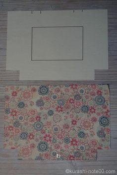 「型紙がないから作品を作れない」と思っている方に必見です。A4コピー用紙で型紙が簡単におこせます。まずは簡単なミニトートバッグにトライしてみましょう。型紙の基本形ができたらあとは好きなようにアレンジを加えて作ると作品の幅が広がります。一緒に作ってみましょう。 Sewing Tutorials, Diy And Crafts, Flooring, Pattern, Handmade, Home Decor, Totes, Bag, Hand Made