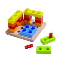 Color Fun Peg Game