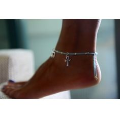 Going away for the winter holidays? Don't forget to add in accessories for your beautifully soon to be tanned feet :) http://www.ananasa.com/baby-blue-charm-anklet.html
